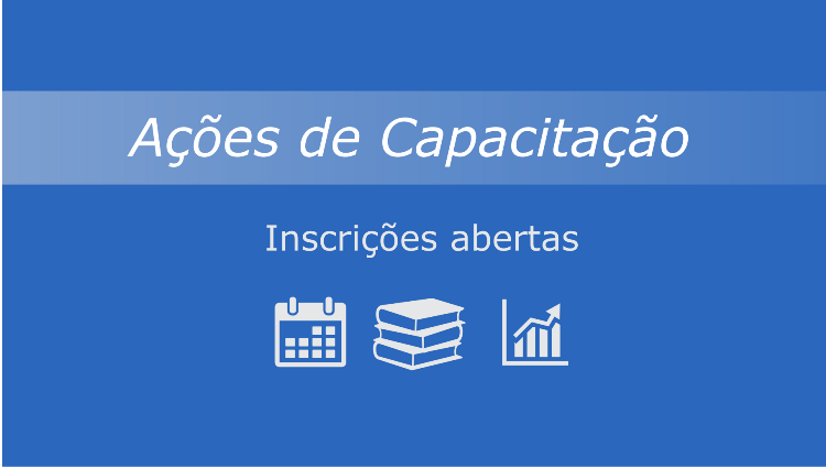 Divisão de Capacitação de Pessoal (DICAP) divulga novas ações de capacitação