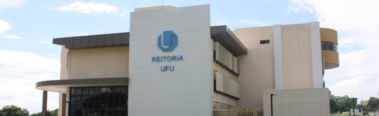 Reitoria - Campus Santa Mônica